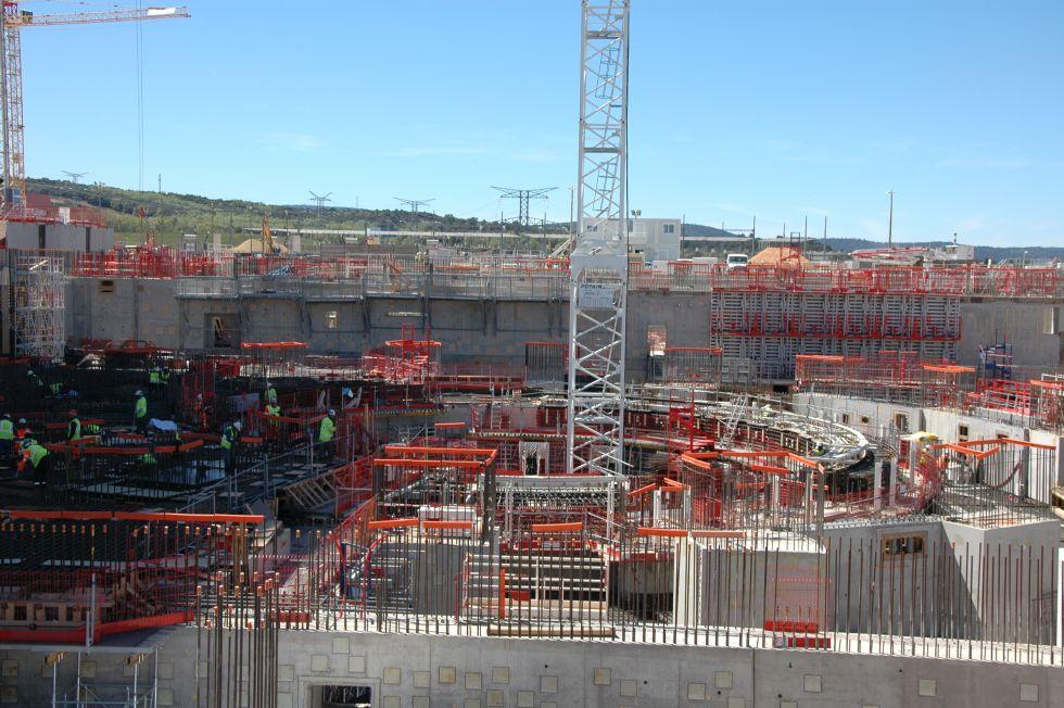 Строительство ИТЭР опережает график. Первая плазма запланирована на 2025 год - 7