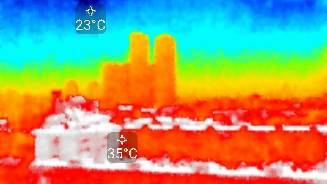Тепловизоры для смартфона Seek Thermal - 10