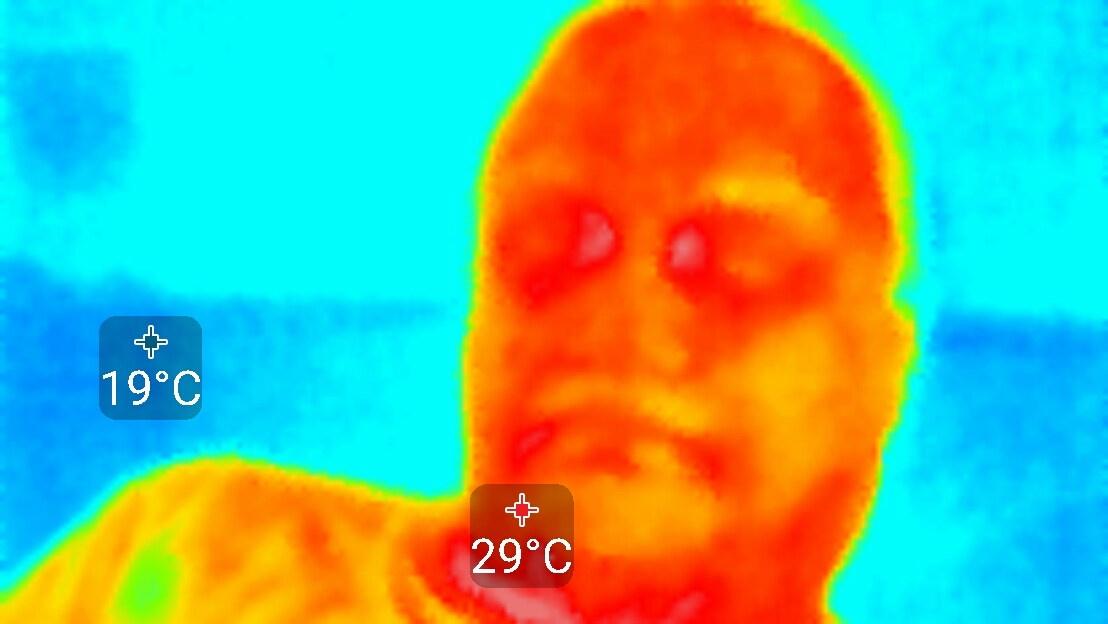 Тепловизоры для смартфона Seek Thermal - 11