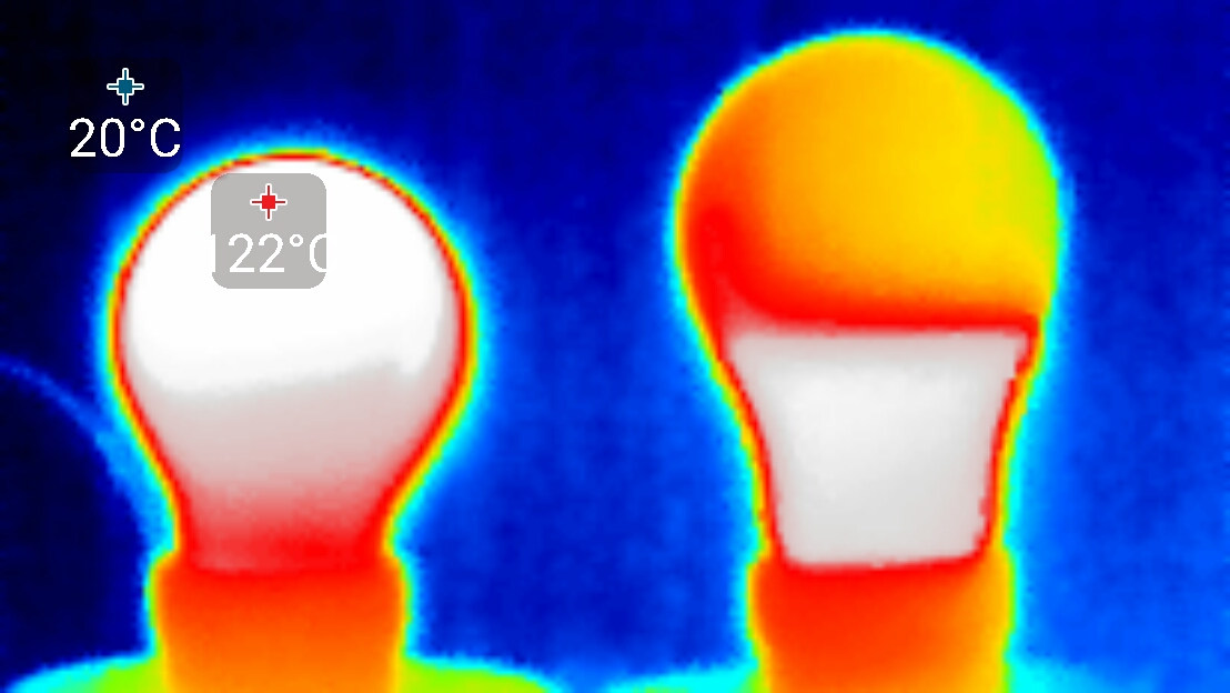 Тепловизоры для смартфона Seek Thermal - 15