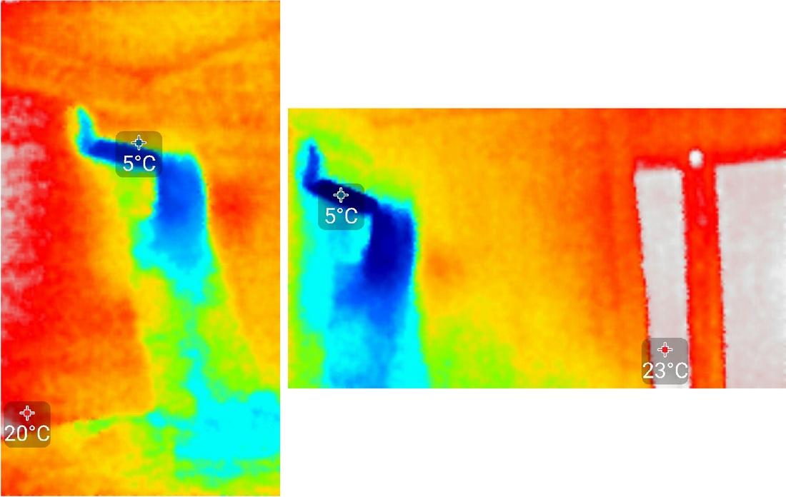 Тепловизоры для смартфона Seek Thermal - 5