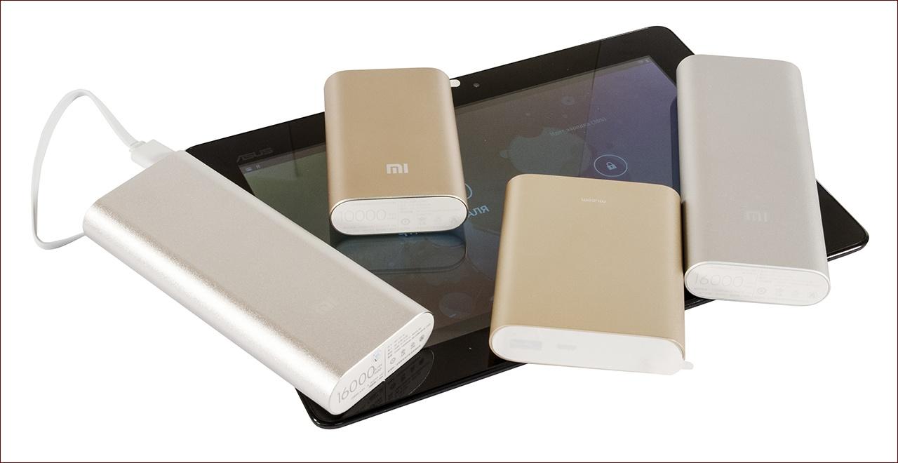Внешние аккумуляторы HIPER и Xiaomi Mi — взгляд дилетанта - 2