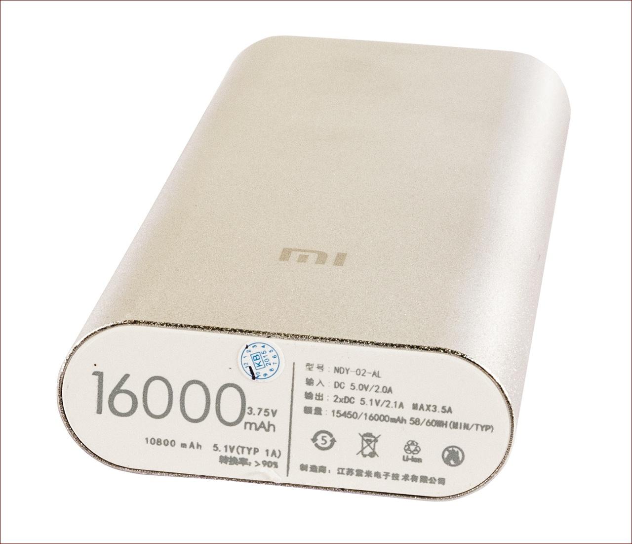Внешние аккумуляторы HIPER и Xiaomi Mi — взгляд дилетанта - 35