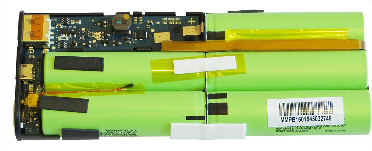 Внешние аккумуляторы HIPER и Xiaomi Mi — взгляд дилетанта - 58