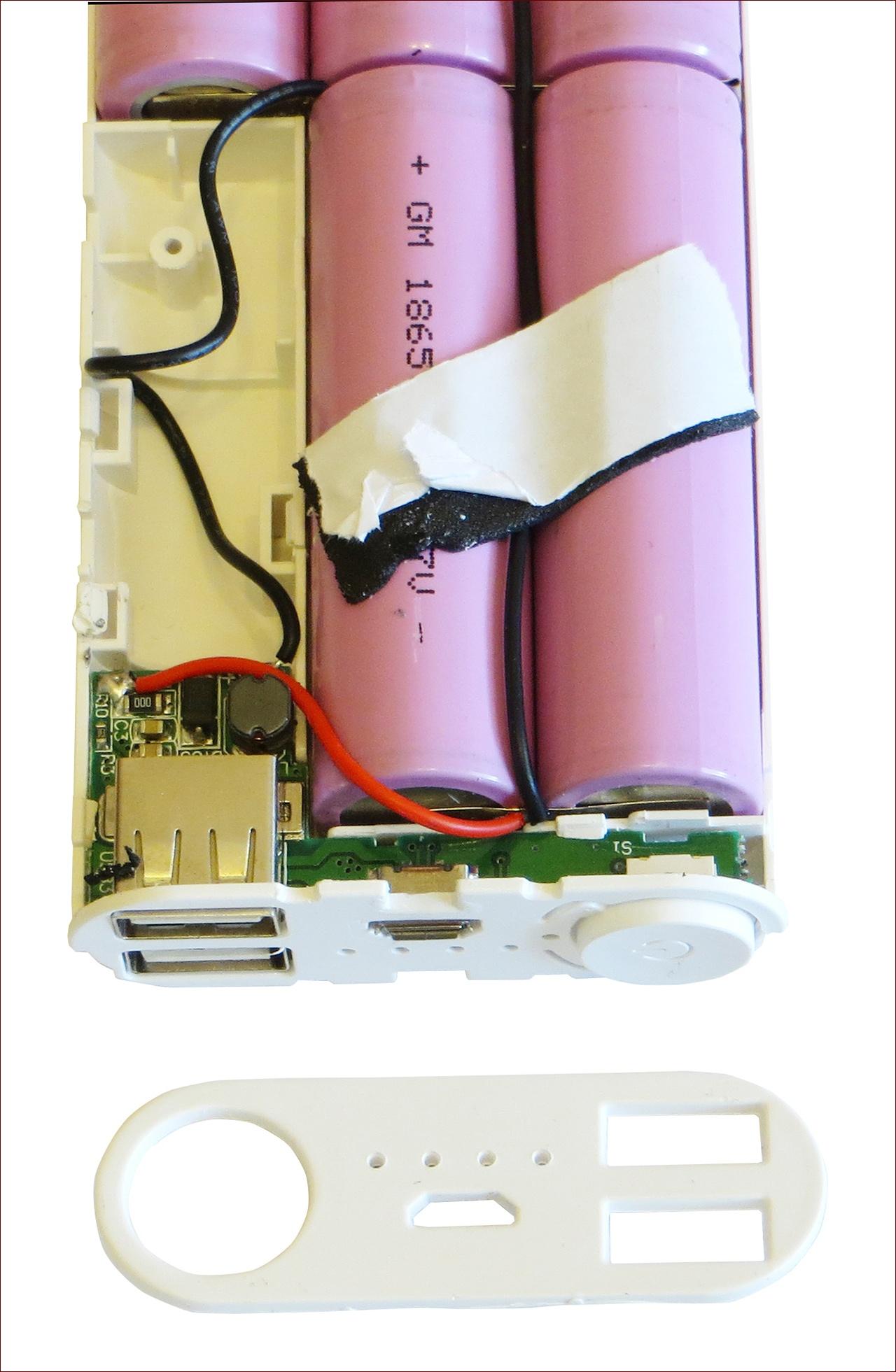 Внешние аккумуляторы HIPER и Xiaomi Mi — взгляд дилетанта - 63