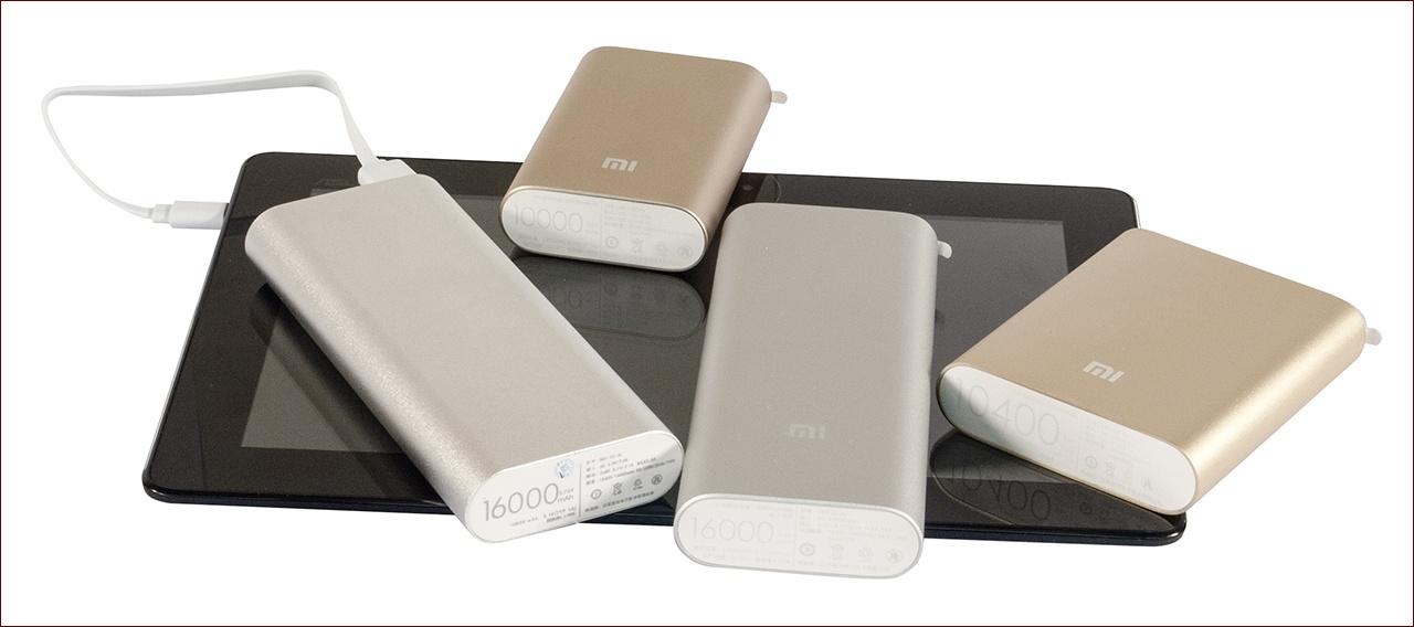 Внешние аккумуляторы HIPER и Xiaomi Mi — взгляд дилетанта - 1