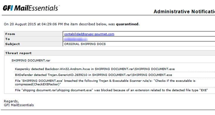 GFI MailEssentials: почта под защитой - 10