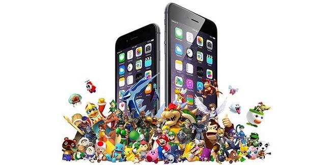 Nintendo может начать выпускать контроллеры для смартфонов и планшетов