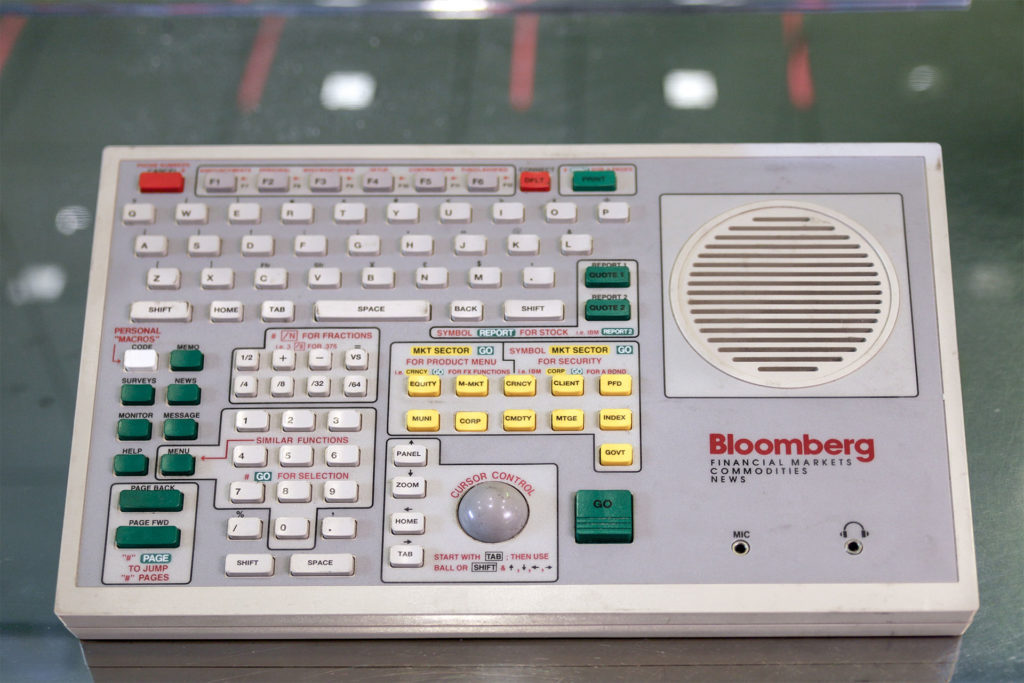 How the Bloomberg Terminal Made History — And Stays Ever Relevant