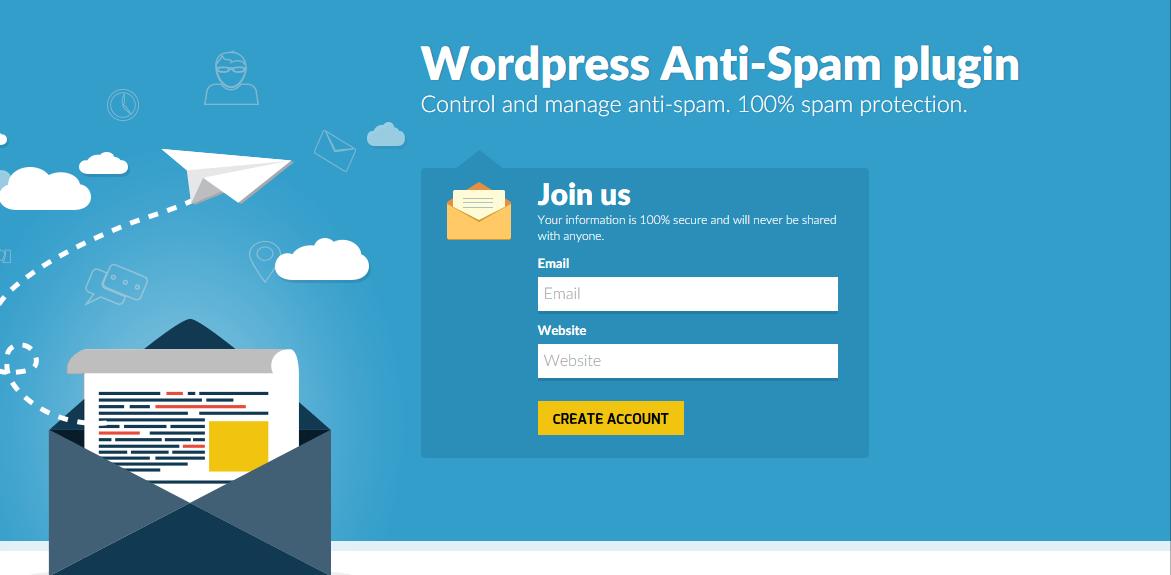 Как мы повысили конверсию: история облачного сервиса CleanTalk Anti-Spam - 5