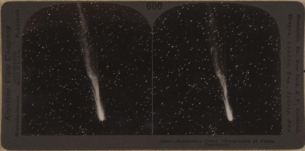 Кометы и метеориты глазами ученых и художников прошлых веков - 18