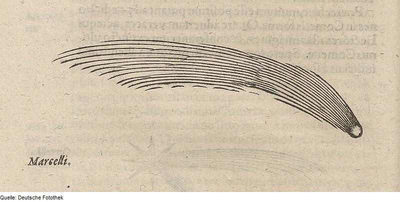 Кометы и метеориты глазами ученых и художников прошлых веков - 7