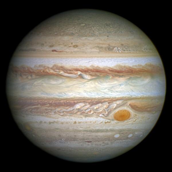 Межпланетная станция Juno достигла цели