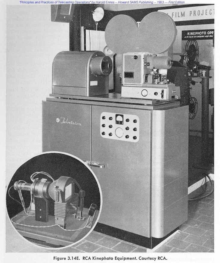 Низкие технологии: как записать телепередачу, если магнитную ленту ещё не изобрели - 2