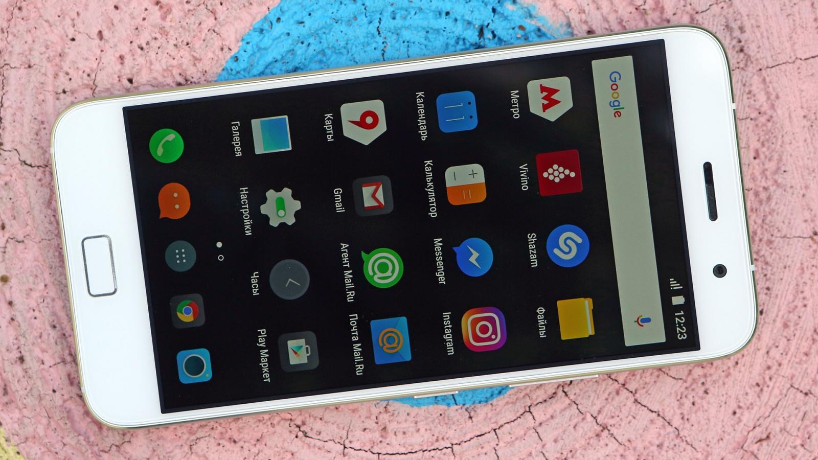 Обзор смартфона ZUK Z1: мощность и автономность по доступной цене - 1