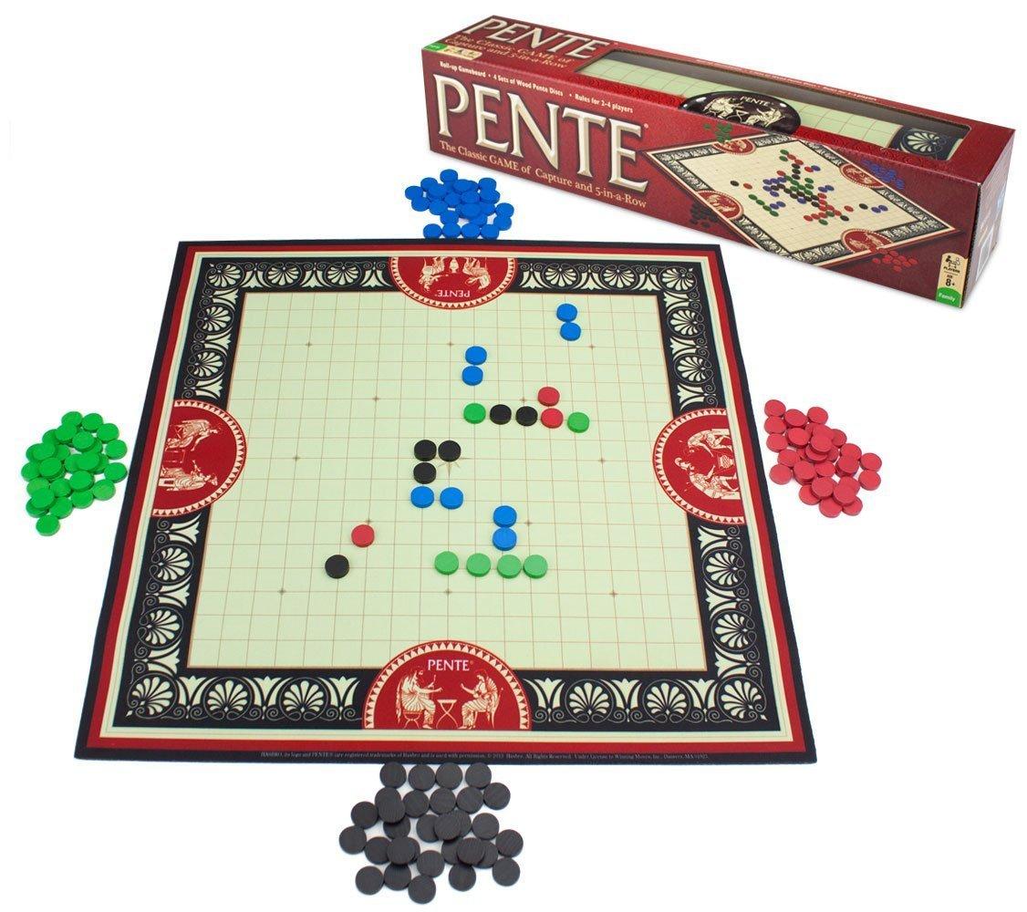 Основы геймдизайна: 20 настольных игр. Часть третья: Пенте, Колонизаторы, Пуэрто-Рико - 2