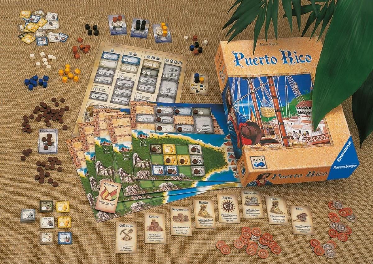 Основы геймдизайна: 20 настольных игр. Часть третья: Пенте, Колонизаторы, Пуэрто-Рико - 4