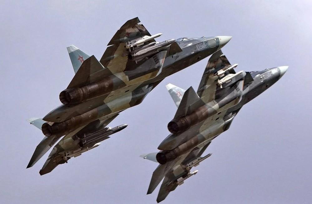 Т-50: самый высокотехнологичный самолет России - 7