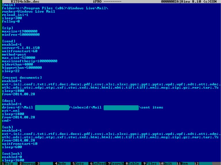 Вредоносное ПО используется для кибершпионажа за пользователями Центральной и Восточной Европы - 4
