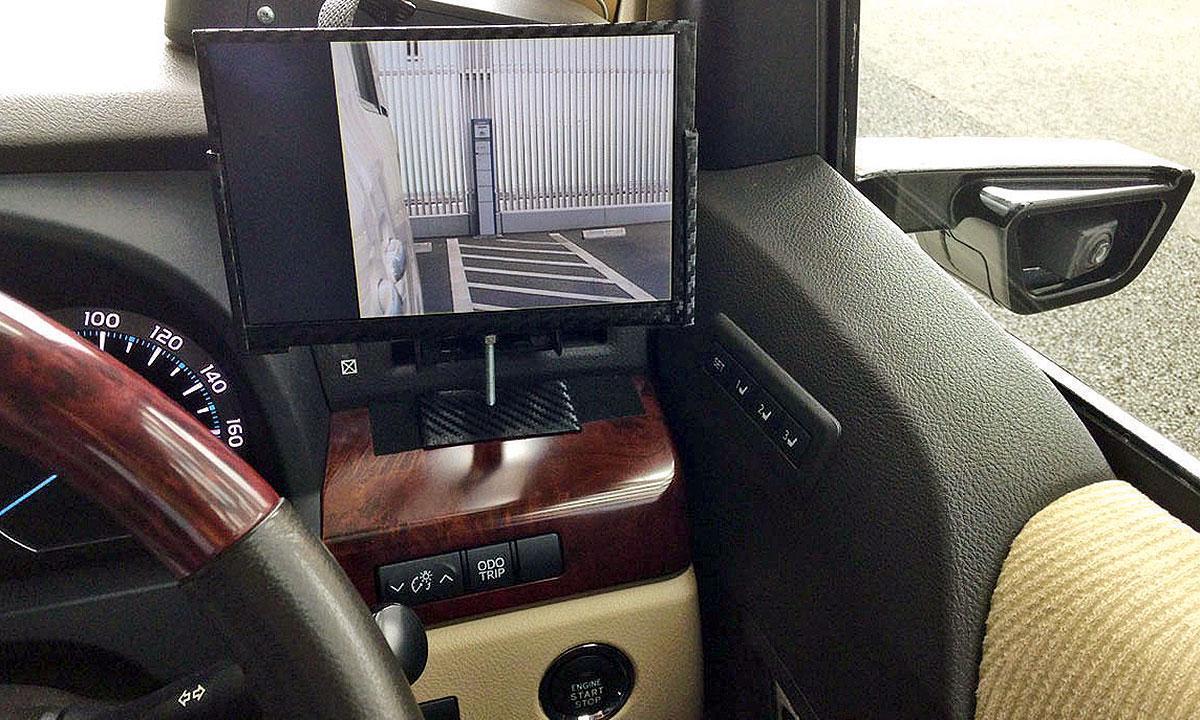 Япония разрешила автомобили без зеркал заднего вида - 11