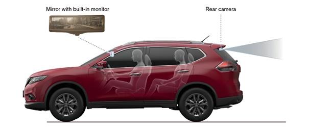 Япония разрешила автомобили без зеркал заднего вида - 7