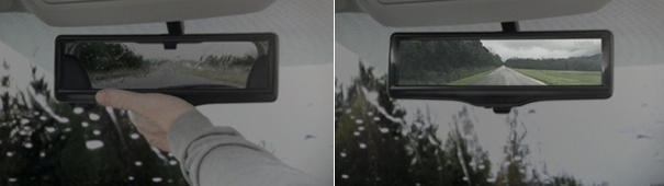 Япония разрешила автомобили без зеркал заднего вида - 9