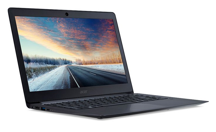 Ноутбук Acer TravelMate X349 стоит от $650