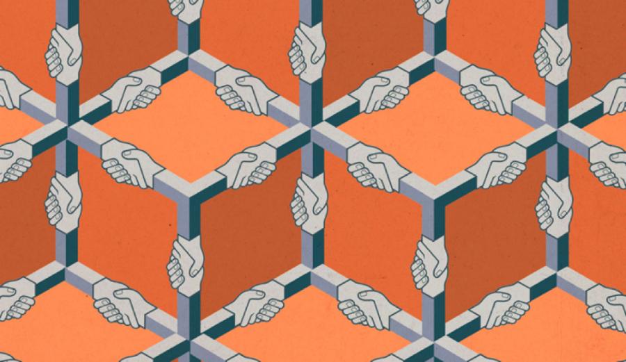 Wired: Как блокчейн угрожает финансовому рынку, и зачем компании с Уолл-стрит развивают эту технологию - 1