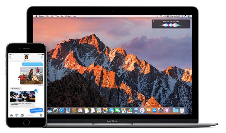 Бета-версия Apple macOS Sierra стала доступна для публики