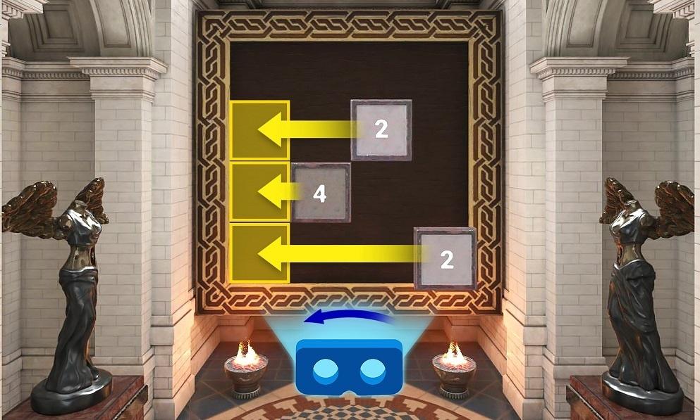 Мобильная VR-игра на Unreal Engine: подводные камни - 4