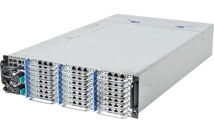 Обзор серверов Quantа: интересные решения, blade-корзины размером со стойку, ульи микросерверов и HPC-фермы - 10