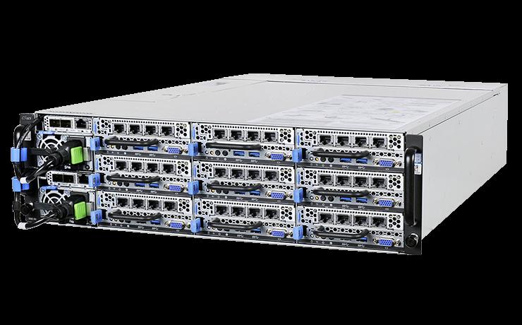 Обзор серверов Quantа: интересные решения, blade-корзины размером со стойку, ульи микросерверов и HPC-фермы - 11