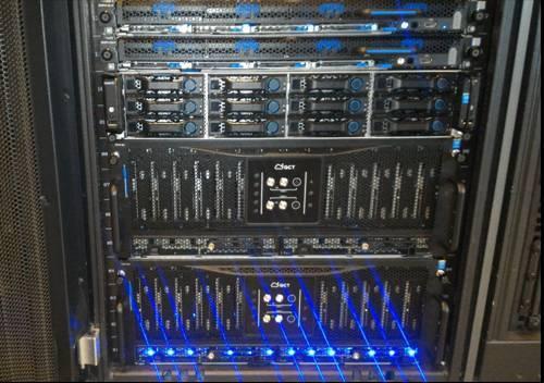 Обзор серверов Quantа: интересные решения, blade-корзины размером со стойку, ульи микросерверов и HPC-фермы - 8