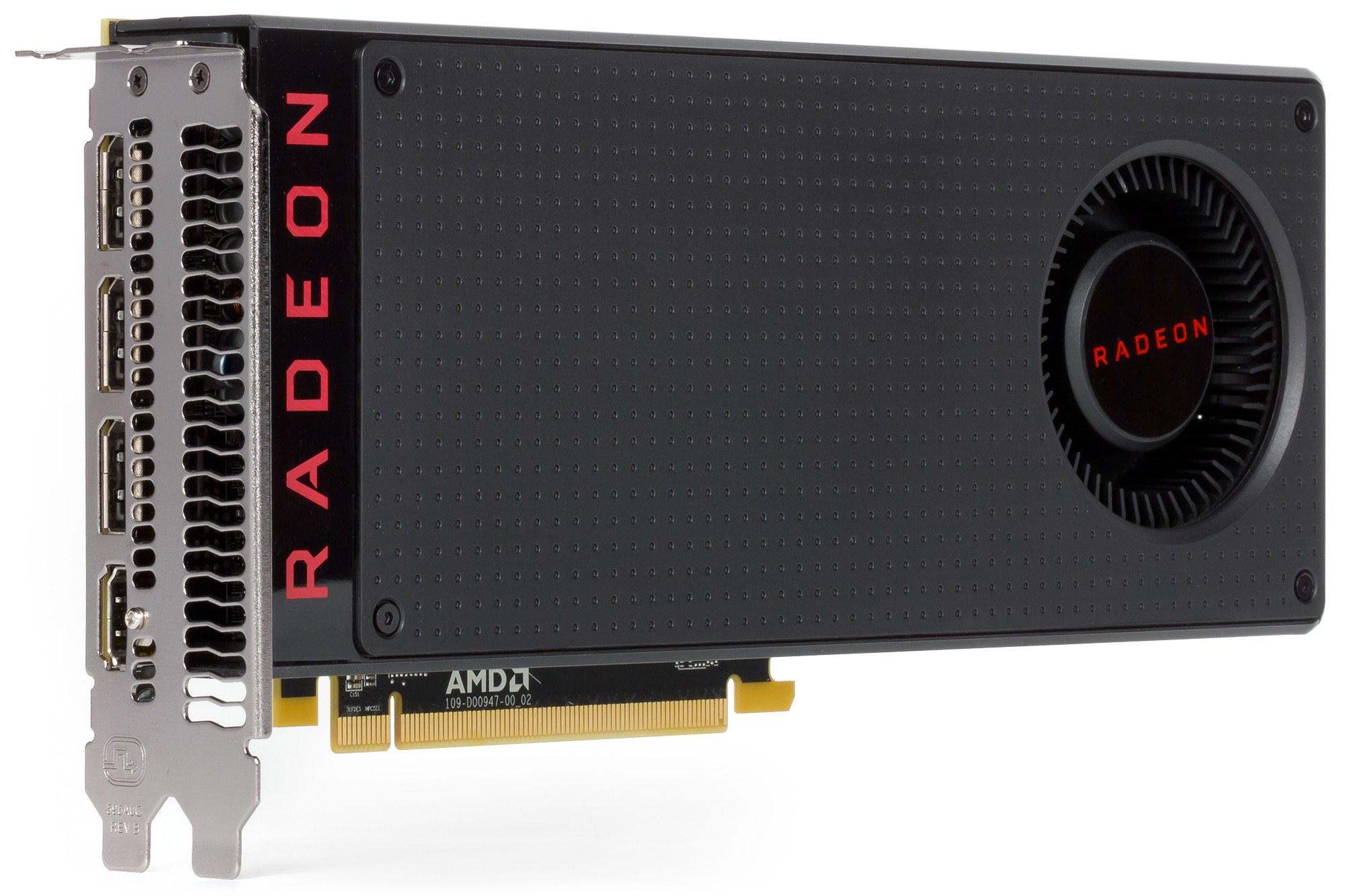 Перепрошивка Radeon RX 480 превращает 4-гигабайтную версию в 8-гигабайтную - 1