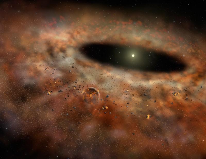 Спросите Итана №71: тяжёлые планеты, лёгкое Солнце? - 10