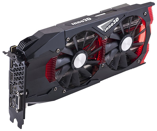 Inno3D GeForce GTX 1060 Gaming OC X2