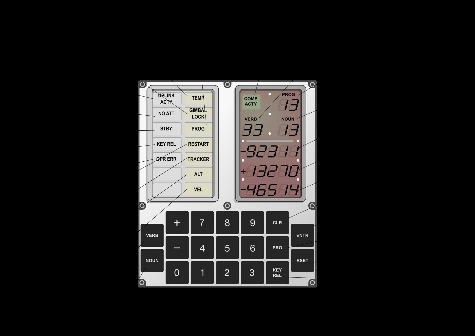 Исходный код «Аполлона-11» опубликован на Github - 3