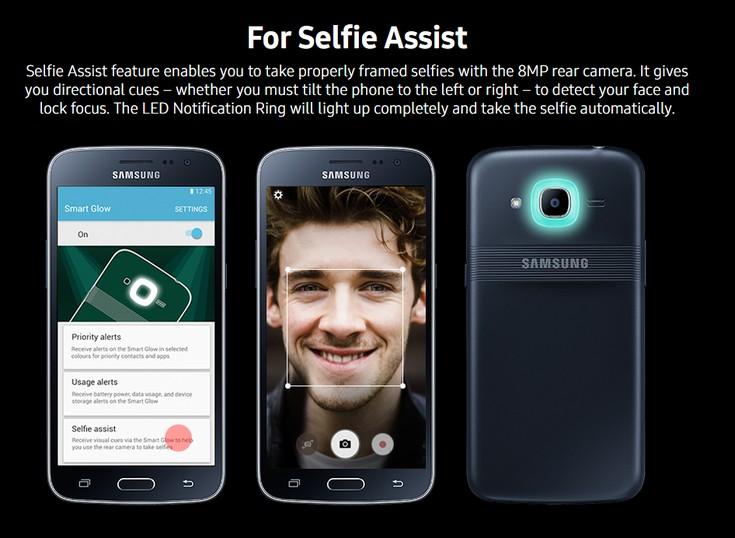 Смартфон Samsung Galaxy J2 оценивается в $145