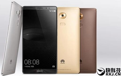 Смартфон Huawei Mate 9 сможет противостоять конкурентам с флагманскими SoC MediaTek