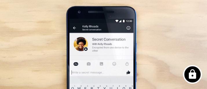 В Facebook Messenger используется та же технология шифрования, что и в WhatsApp