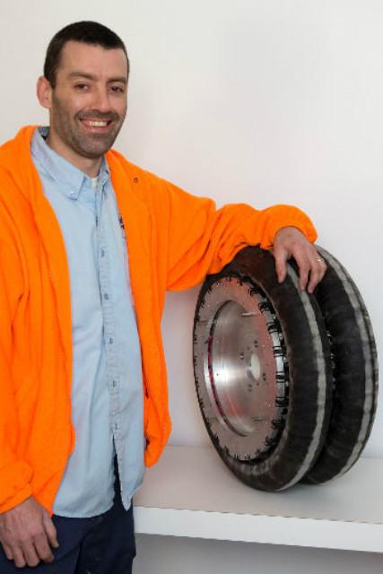 Liddiard Wheels: всенаправленные колеса для автомобиля, берущие функцию парковки любой сложности на себя - 2