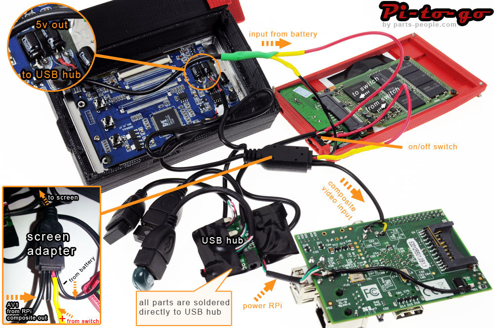 Делаем ноутбук на Raspberry Pi - 10