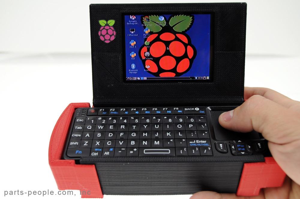 Делаем ноутбук на Raspberry Pi - 12