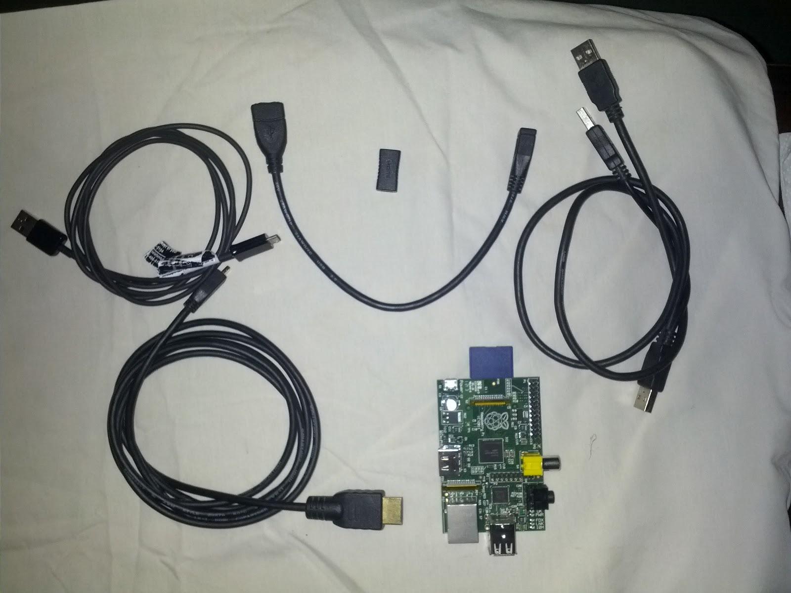 Делаем ноутбук на Raspberry Pi - 20