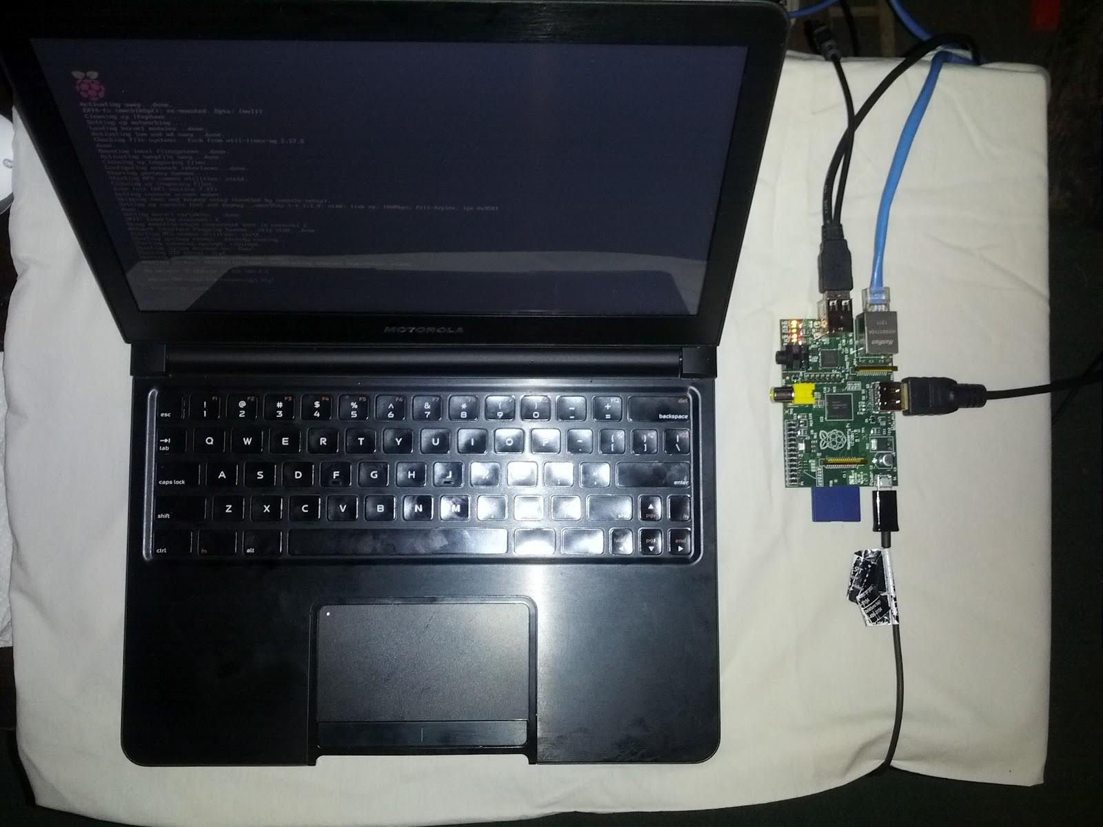 Делаем ноутбук на Raspberry Pi - 21