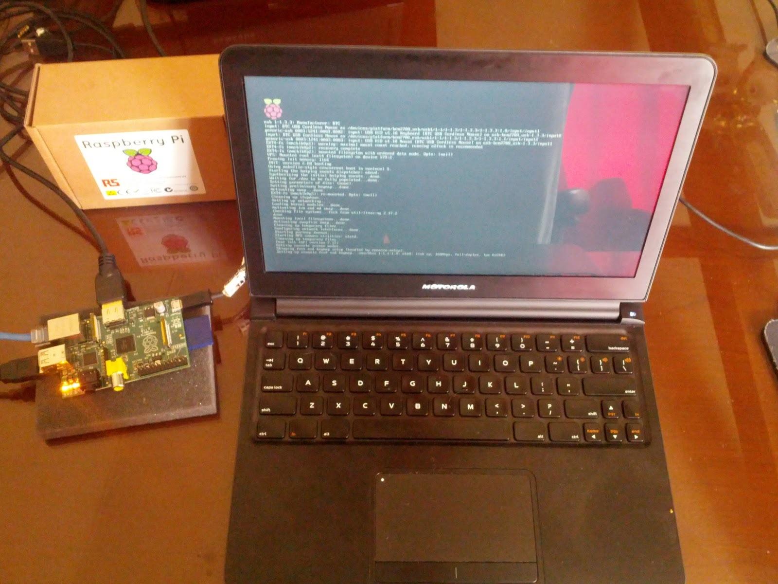 Делаем ноутбук на Raspberry Pi - 22