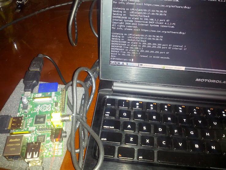 Делаем ноутбук на Raspberry Pi - 23