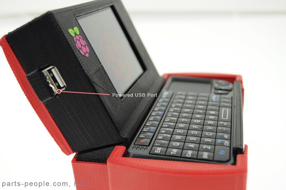 Делаем ноутбук на Raspberry Pi - 6