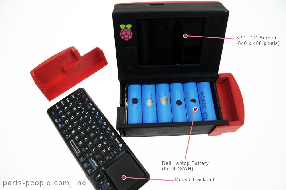 Делаем ноутбук на Raspberry Pi - 7