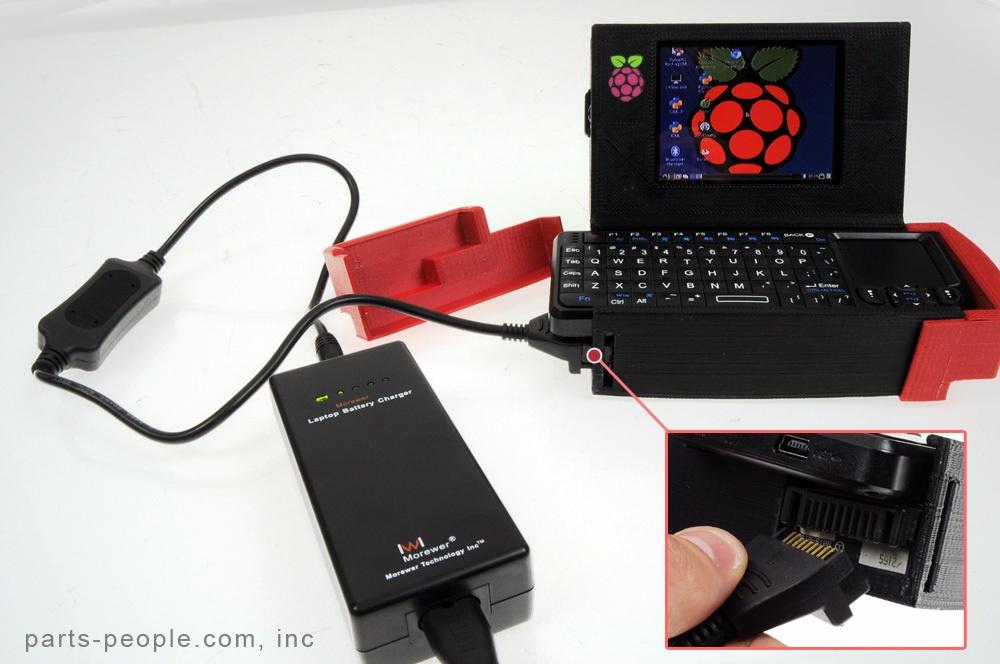 Делаем ноутбук на Raspberry Pi - 9